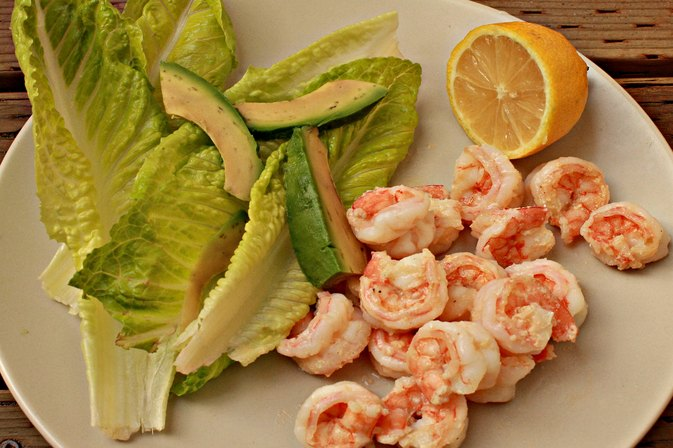 How to Cook Frozen Shrimp in a Pan