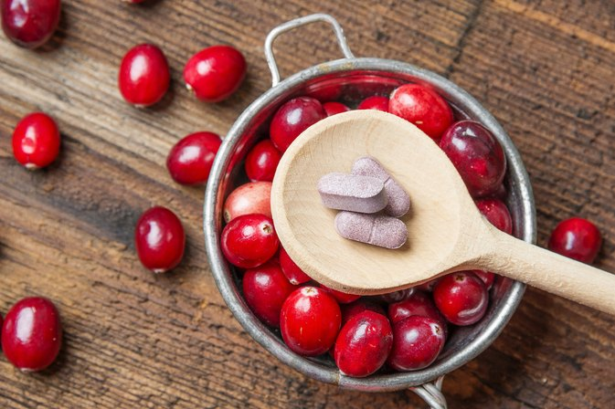 What Are the Health Benefits of Cranberry Pills?