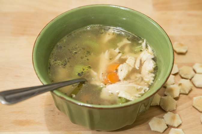 How to Make Chicken Soup with Chicken Breast