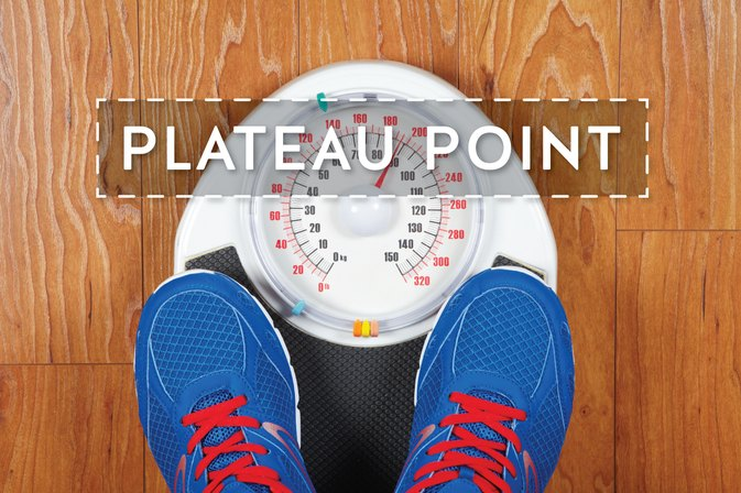 30-Day Slim Down Challenge Day 19: Your Plateau Is an Opportunity
