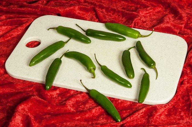 How to Cook With Serrano Pepper