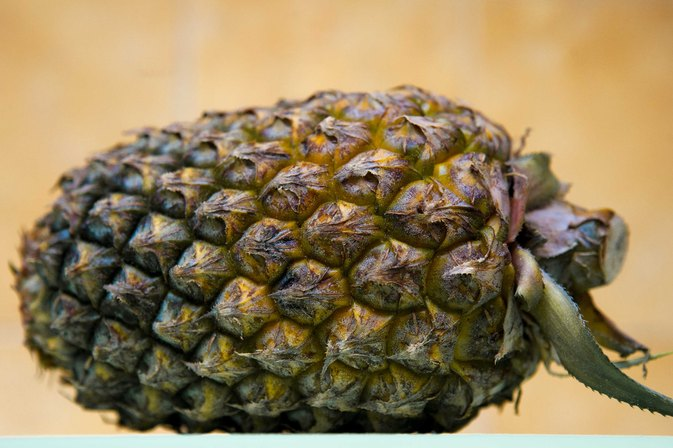 How to Make Crushed Pineapple From Fresh Pineapple