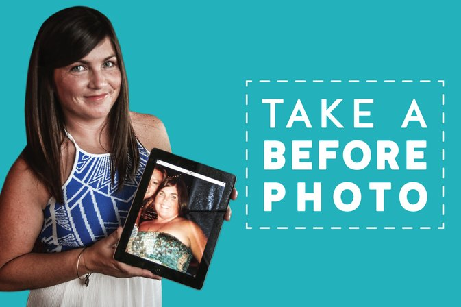 GET LEAN IN 2017 Challenge Day 4: Take Your BEFORE Photos!