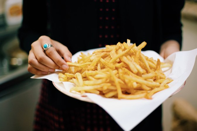 Why Your Obsession With Fries Is the Human Condition