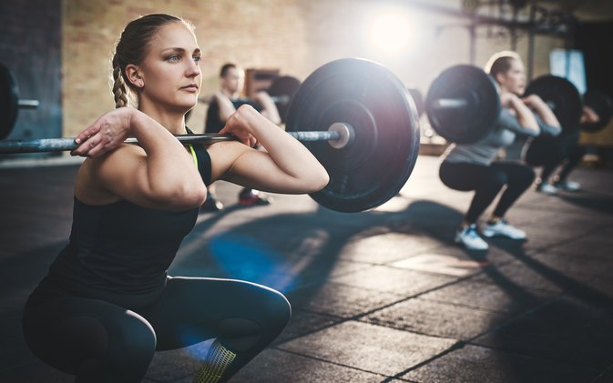 The One Exercise Everyone Should Do Before Lifting Weights