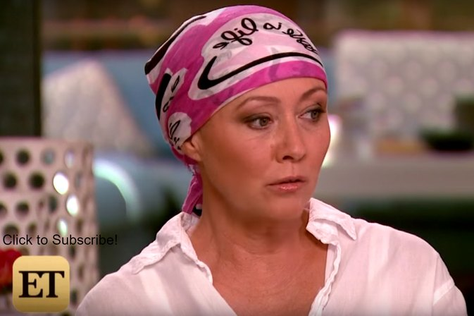 Shannen Doherty Has a Sad Update on Her Battle With Cancer