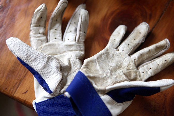 How to Clean Batting Gloves