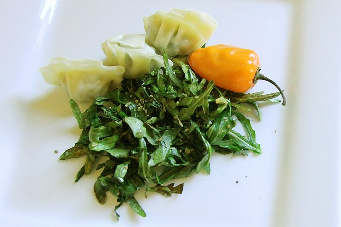 How to Cook Arugula