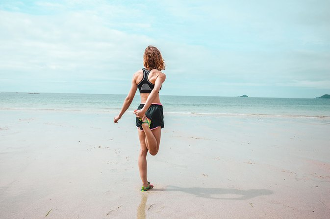 Upgrade Your Workout With These Beach Exercises
