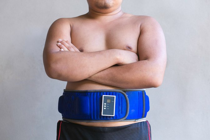 Does a Vibrating Belt Reduce Belly Fat?
