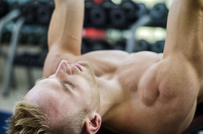 6 Moves for Strong Shoulders