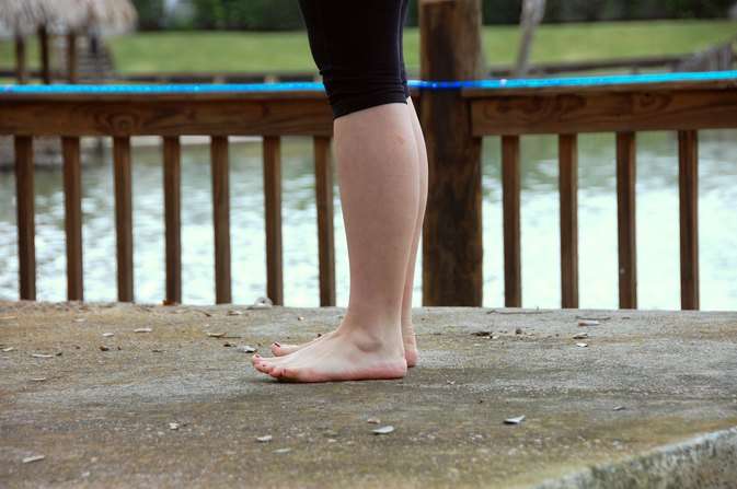 6 Exercises for Swollen Feet and Ankles