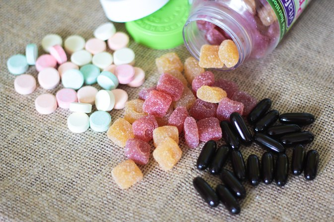 A List of Essential & Nonessential Vitamins