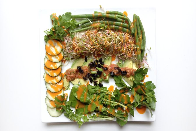 Easy Raw Vegan Meal Plans