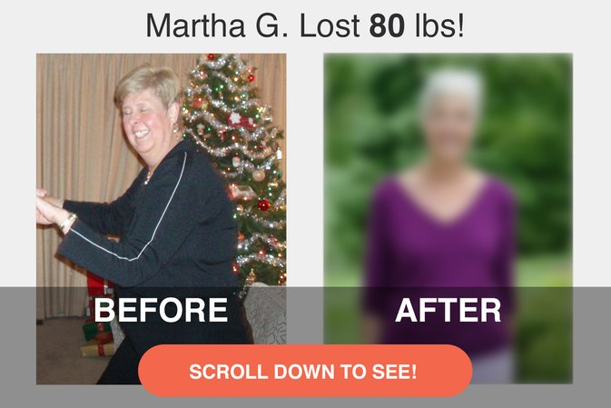 How Martha G. Lost 80 Pounds After Surviving a Heart Attack
