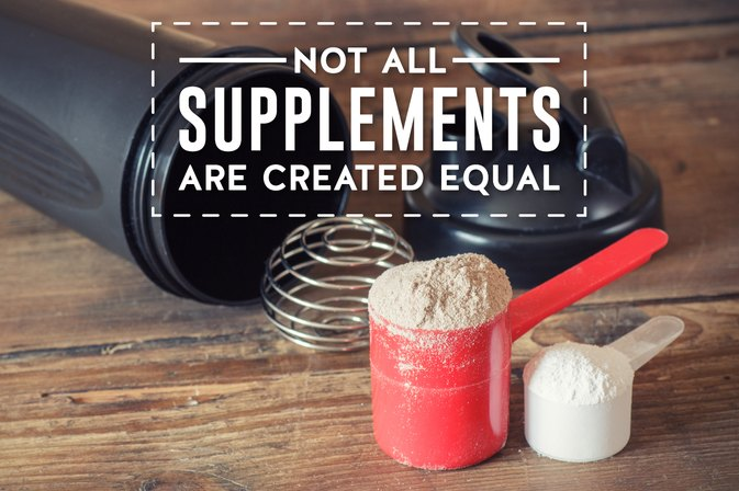 GET LEAN IN 2017 Day 26: Not All Supplements Are Created Equal