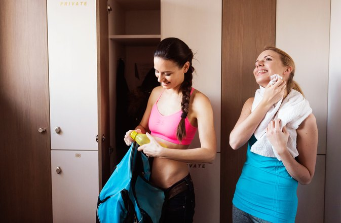 How to Look and Smell Fresh After a Workout — No Shower Needed