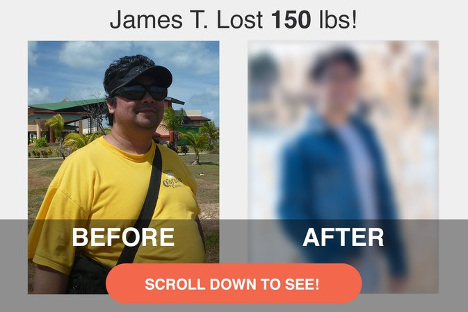 How James T. Lost 150 Pounds With LIVESTRONG.COM Community Support