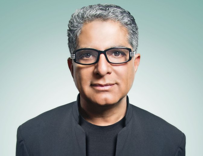 Deepak Chopra's Quick Tips on How to Stop Your Anxiety