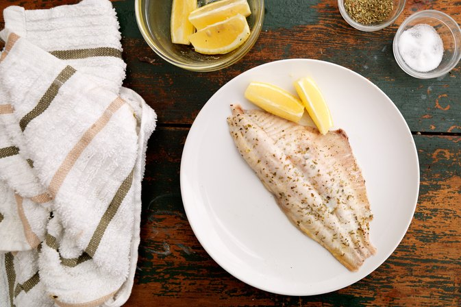 How to Cook Striped Pangasius in the Oven