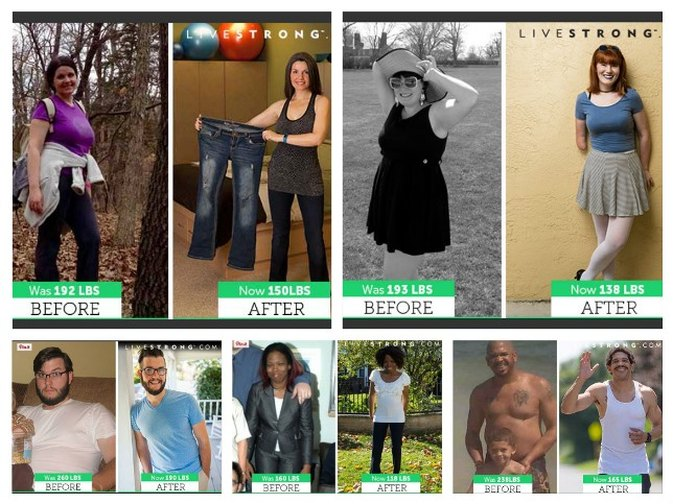 LIVESTRONG.COM's 10 Most Inspiring Weight-Loss Success Stories of 2015