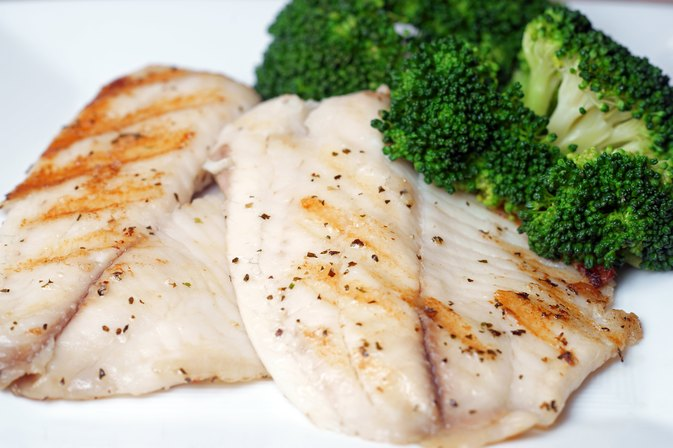 how to cook fish fillets on a stovetop grill pan