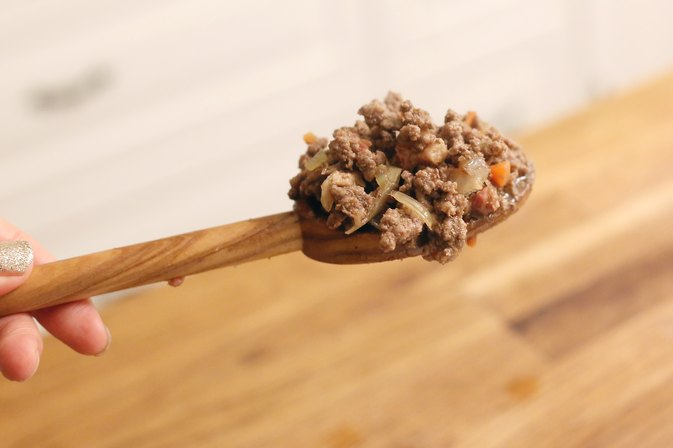 How to Cook Minced Beef for Spaghetti Bolognese