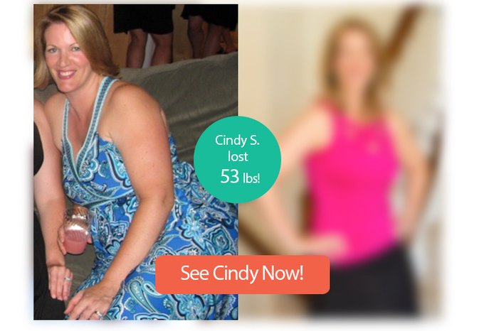 How Cindy S. Lost 50 Pounds and Found a New Career in the Process