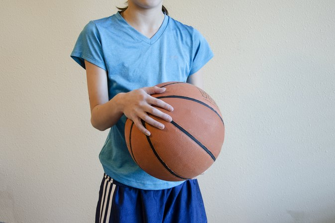 Gripping a Basketball With Small Hands