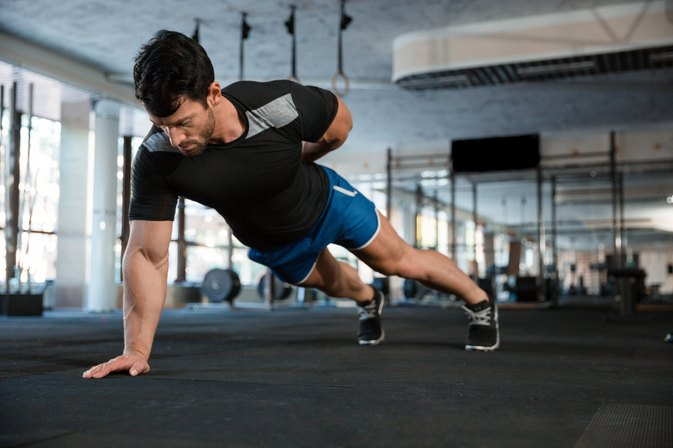 How You Can Conquer the One-Arm Push-Up