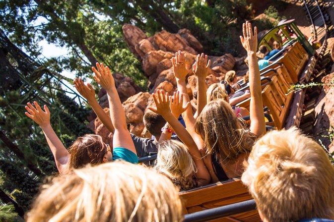 Can Riding a Roller Coaster Actually Help Pass Kidney Stones?