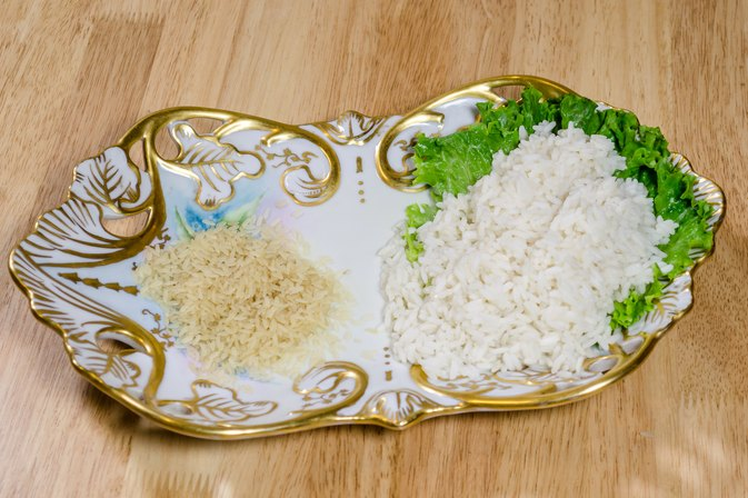 How to Cook Parboiled Rice