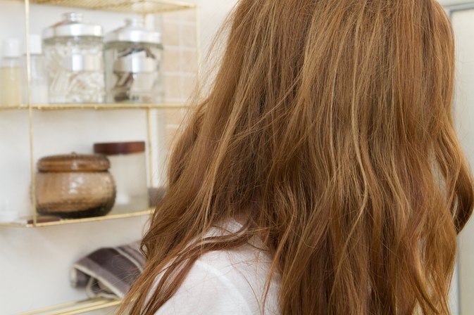 How to Get Iron Buildup Out of Hair