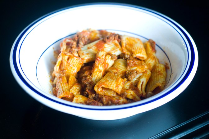How to Reheat Pasta in the Microwave