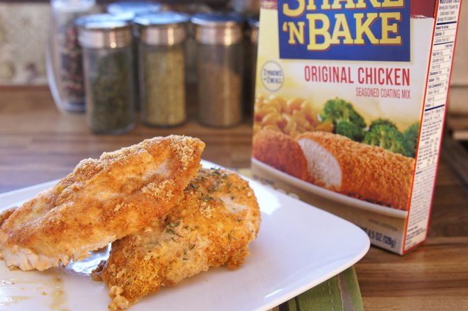 Ways to Make Chicken With Shake 'n Bake
