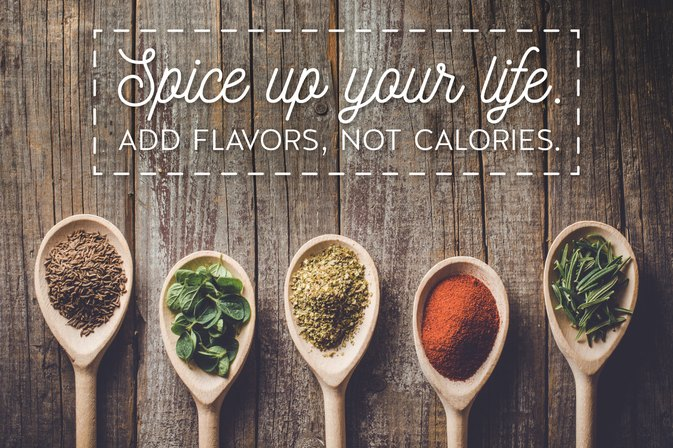 30-Day Get Lean in 2017 Challenge Day 29: The 7 Best Spices for Sprucing Up Your Meals