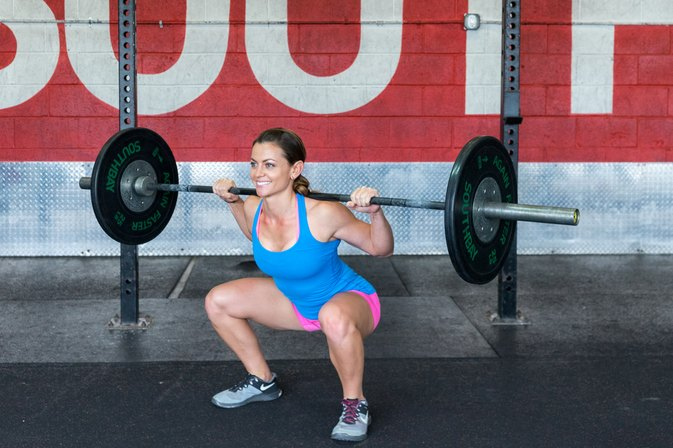 10 Best CrossFit Exercises for Women to Build Lean Muscle