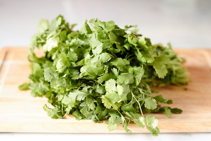 How to Boil Cilantro