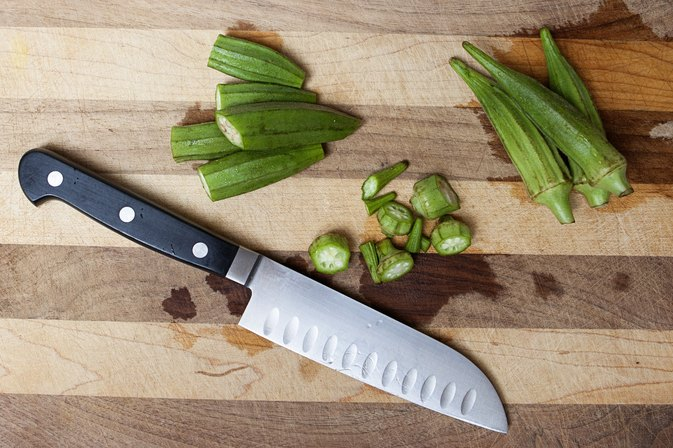 How to Dehydrate Okra