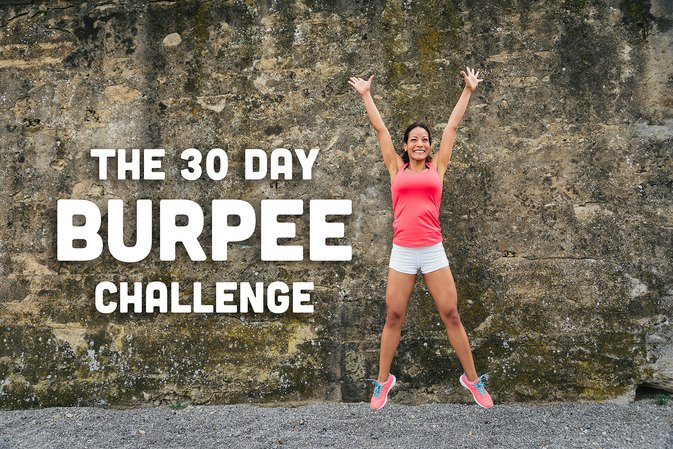 The 30-Day Burpee Challenge