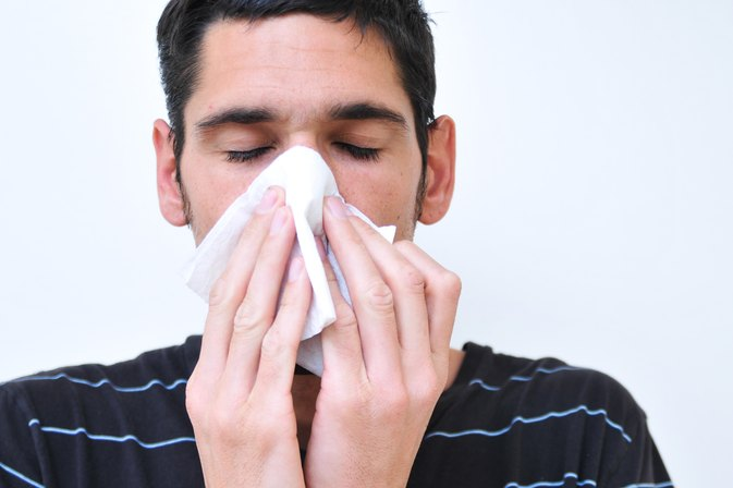 Herbal Remedy for Sinus Congestion