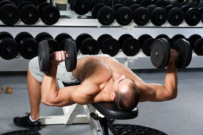 What Are the Benefits of a Decline Dumbbell Press?