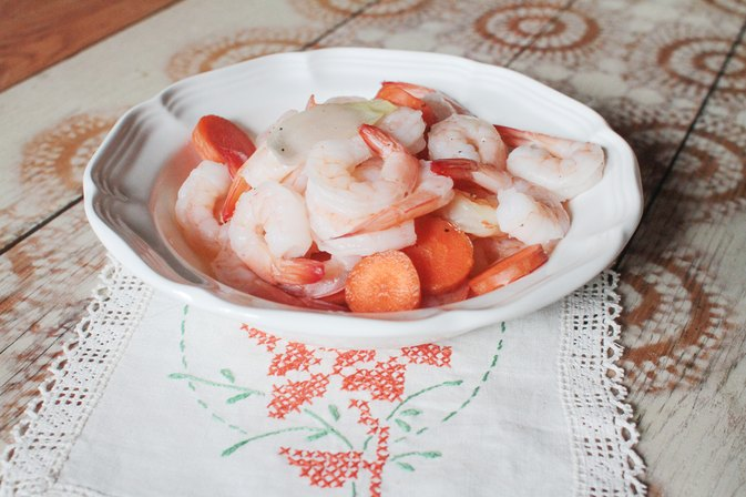 How to Cook Shrimp in Aluminum Foil