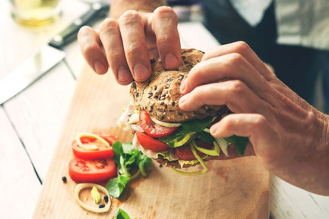 How to Make the Healthiest Sandwich Ever