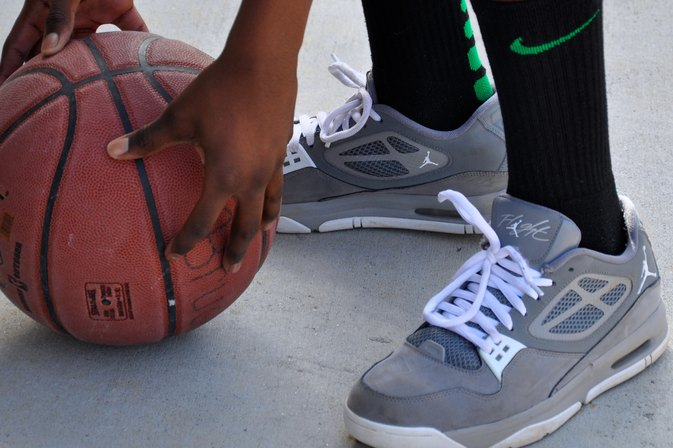 How to Size Basketball Shoes