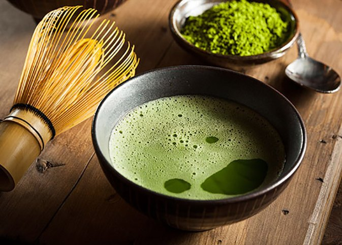 Why Everyone Is Drinking Matcha Tea