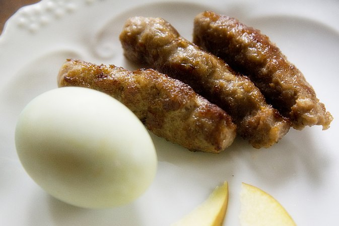 How to Cook Raw Breakfast Sausage Links