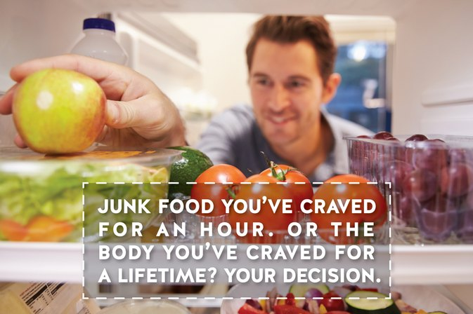 GET LEAN IN 2017 Day 15: 6 Tips for Stopping Food Cravings