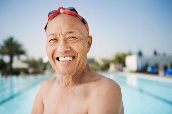 Adult Incontinence & Swimming