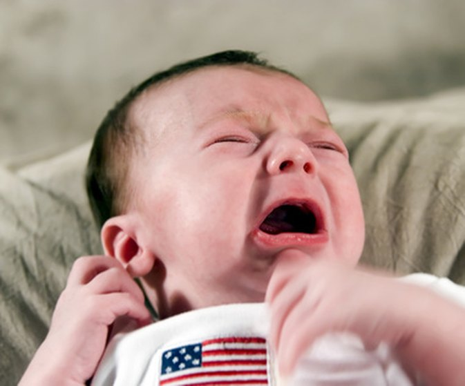 How to Stop Colic in a Six-Week-Old-Baby